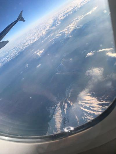 Airplane Nature