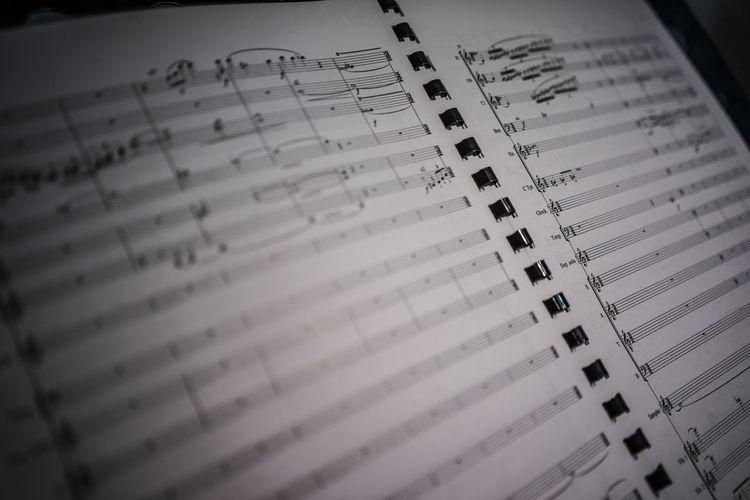 Orchestra Sheet