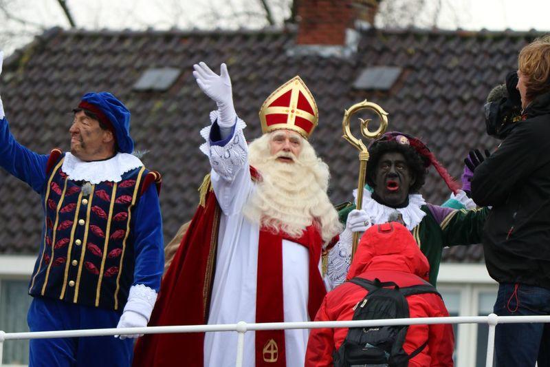 Intocht Sinterklaas in Dokkum NoordFryslan Dokkum Netherlands Sinterklaas Netherlands ❤ Intochtsinterklaas Friesland Fryslan 5december Pakjesavond