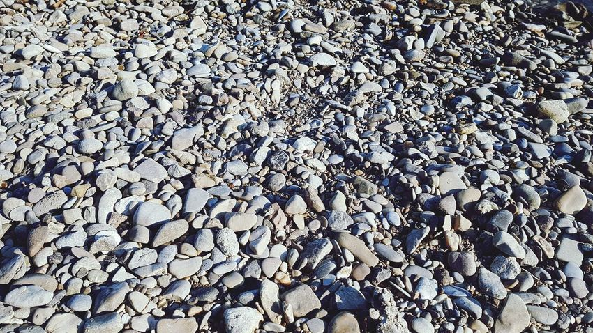 Abundance Full Frame Backgrounds Large Group Of Objects Day Beach Outdoors Pebble No People Close-up Pebble Beach Nature