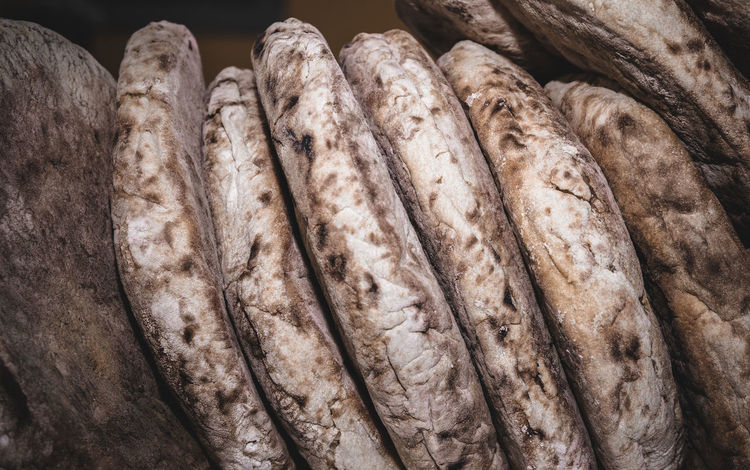 """""""Bolo do caco"""", traditional bread of Madeira island, Portugal. Homemade Food Madeira Island Portugal Street Market Abundance Bakery Bolo Do Caco Bread Close-up Fresh Baked Bread Fresh Bread Freshness Healthy Eating Healthy Food Healthy Lifestyle Homemade Bread No People Portuguese Food Still Life Wellbeing"""