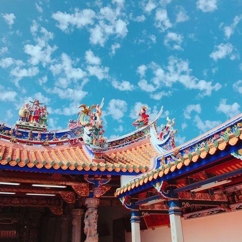 祖祠 Home Buliding Centuryold Taiwan Proud Of It !