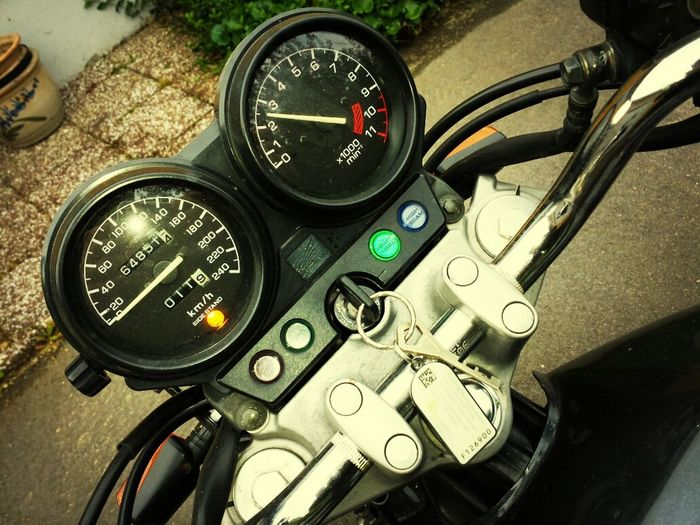 Honda CB750 Motorcycles Speedometer