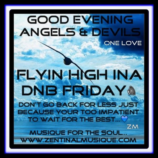 Dnb Zentinal Musique Studio Keep The Faith