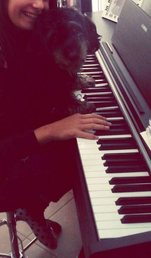 Piano Mari And Maggie