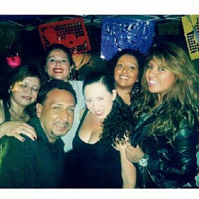 With my crazy tias! Guess who's drinking & who's not lol Familynight LoveThem  Bestnights