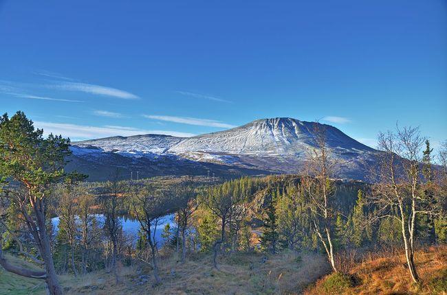 Gaustablikk Norway