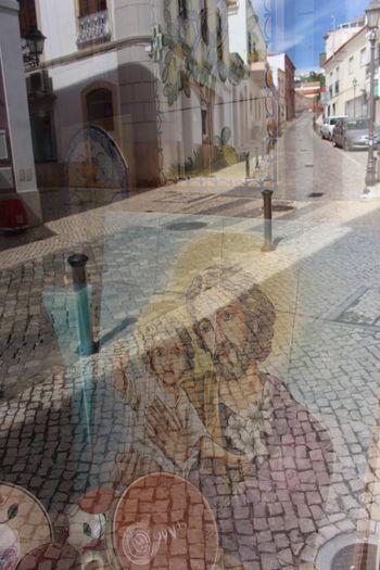 2014 Architectural Feature Culture Old Religious  Religious Art Religious Icons Wall - Building Feature Algarve
