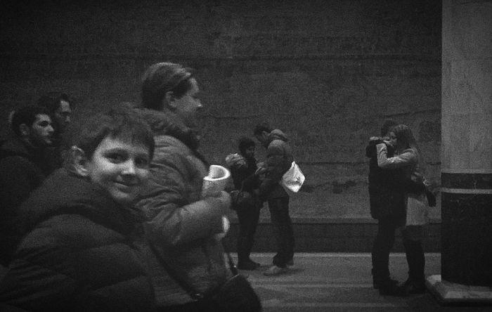 MOSCOW SUBWAY. Subway Underground Bw_collection Blackandwhite Black And White Blackandwhite Photography Eye4photography  Eye4black&white  Love Black & White