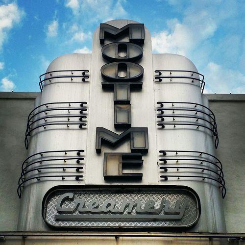 Mootime Creamery at Coronado, CA