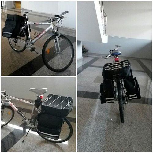 Çanakkale Turu hazırlıkları devam ediyor :) Bike Bianchi Aspid Bicycle bici kübik cyclist tour