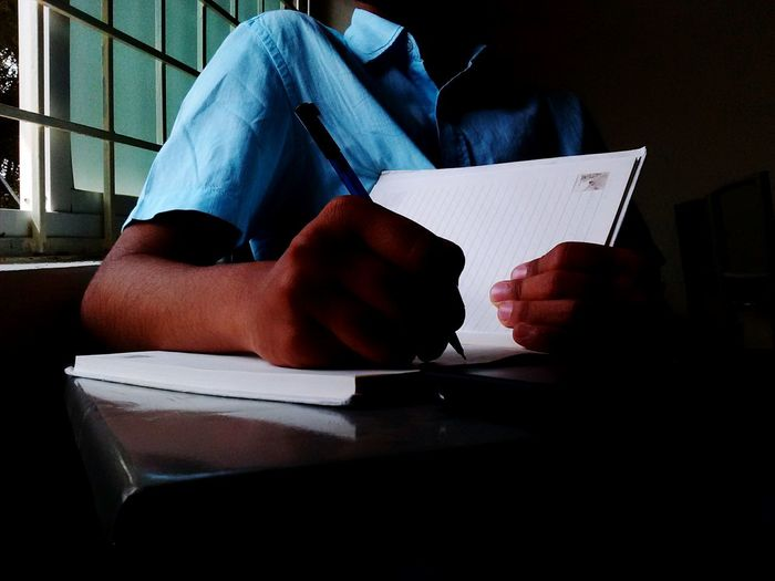Pen down your thoughts. 😎 Mobile Photography Taking Photos Pen Book Writing Window Photography College Enjoying Life Hyderabad India Bhavans RePicture Masculinity