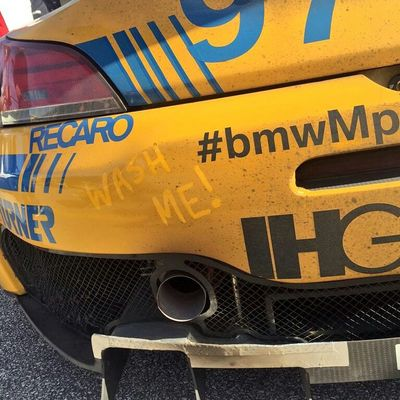 The Places I've Been Today just another day at the races - no matter how fast the car is, we still have some of the same problems Racing Car Bmw Motorsport Rolex24 Turnermotorsport Becauseracecar Z4 Gtd