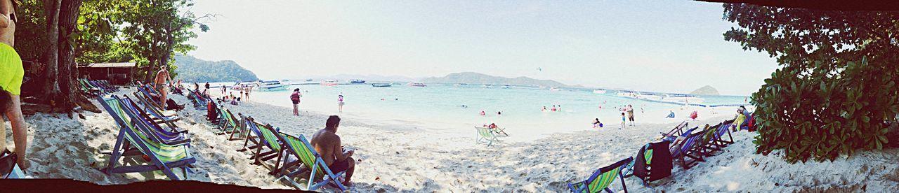 Vication Thailand Carol Beach - Island January 2015 Lovely Friend Hello World Frish Refreshing