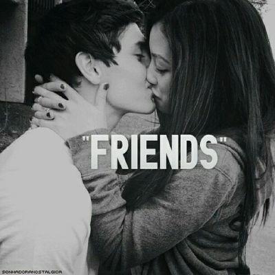 igual esto es lindo<3 jiji Friends 1313 Boyfriend Girlfriend FriendZone Nice Cute Love Beautiful :')