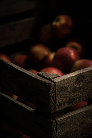 EyeEm Best Shots Box Wood Wood - Material Fruit Spring Nature Photography Nature Apple Close-up
