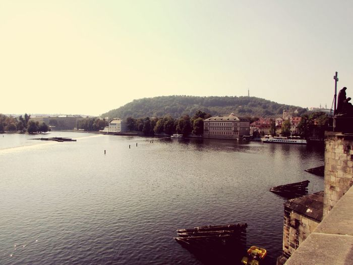 Charles Bridge , Prague Czechrepbulic🇨🇿 Momentslikethis #traveler #landscape #nature #photography #wonderful View #czechrepublic #Prague #Charlesbridge