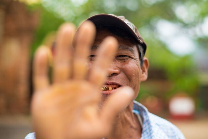 The Portraitist - 2016 EyeEm Awards Bagan, Myanmar Bagan Myanmar Burma Candid Man Male Face