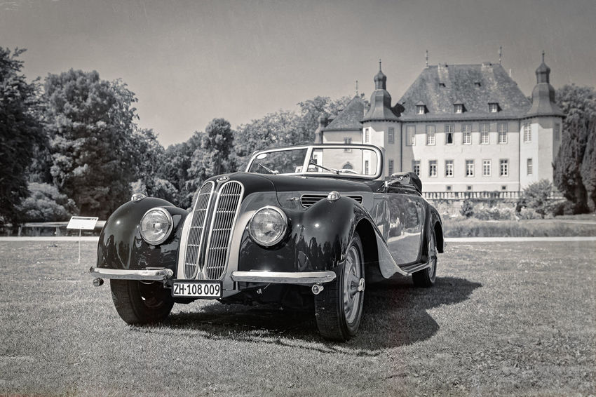 BMW 327 Sports Cabriolet at Classic Days 2018, Schloß Dyck Castle Classic Car Classic Cars Classic Days Bmw Bmw327 Car History Land Vehicle Motor Vehicle Outdoors Retro Styled The Past Vintage Vintage Car