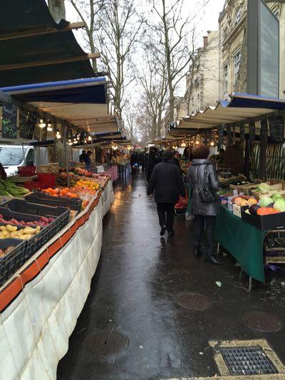 Marche Paris ปารีส 巴黎