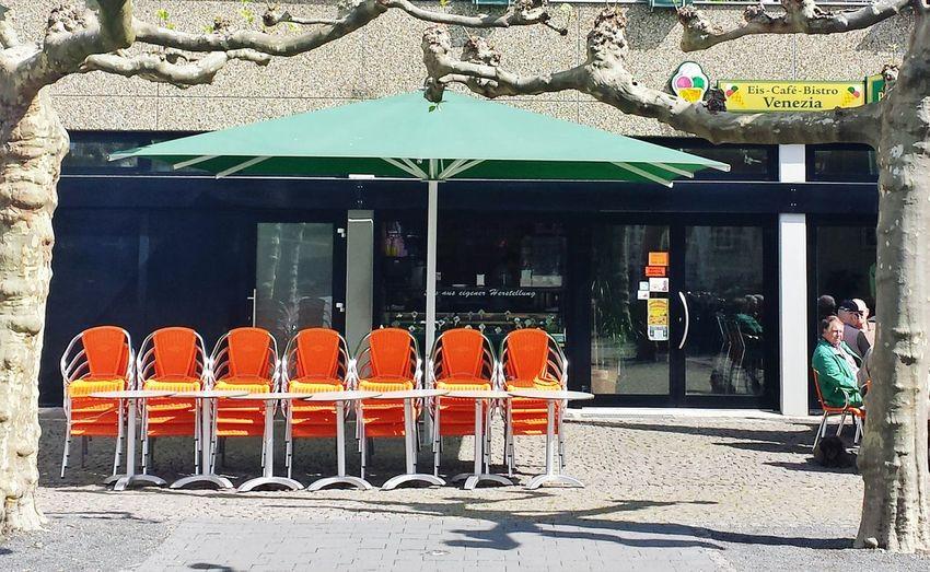 Eisdiele venezia... Eisdiele Venezia Enjoying The Sun Taking Photos Deutschlandmobilephone shot...