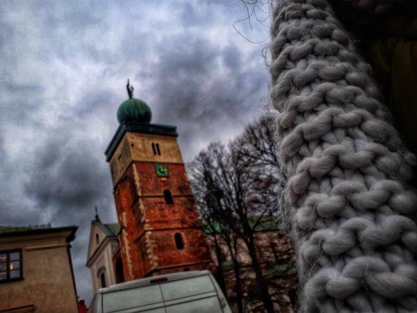 Church Dark Sky Autumn🍁🍁🍁 Konsti Clock Tower Religion No People Clock