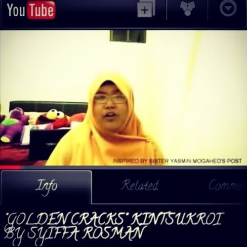 Bismillahirahmanirahim.... Mala inilah VLOG ke 2 dari hamba moga dapat dimanfaatkan untuk kita semua... Muahahahaha *Gaya Bahasa Klasik Can Not Go dahh* :p Hahaha so feel free to watch, share and even subsribe kalau sudi :p heee~~~ Bismillahirahmanirahim ~ Wee~~~ Maka inilah vlog kedua dari hamba, moga ini memberi manfaat untuk tontonan kita semua *CAN NOT GO dah gaya bahasa KLASIK dia* :p ~NEVER LET THE DARKNESS OF PAST FADE OUT YOUR BRIGHTER PRESENT & FUTURE~ We did face the tremendous pain, difficulties and perhaps heart broken that we do think we cant bear those but somehow we did face everything and even alive till today. Do believe that the scar we owned, the suffer, the pain, the bleak history will turn us into beautiful, bold hearted and even better Muslims.... *Do leave out any comment, questions or suggestion so that I could improve my upcoming vlog, May Allah bless us and grant us HIS light now and always... Vlog Vlogger Addin Almightybless http://youtu.be/s77ngnmjrS4