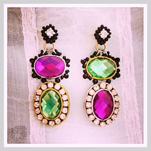 Sara Germani Design - Earrings - Handmade Made in Italy