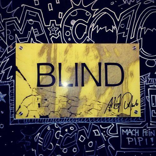 Kunstbar Cologne Blind Saturday night instagram