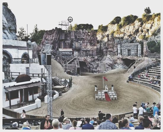 Karl May Theater Outdoor Freizeit Freilichtbühne Bad Segeberg Great Day
