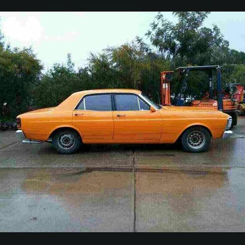 Big bro's XY finally out of the garage, cant wait to hear the girl purr! ? Aussiemuscle Falconfutura Xy Classiccar
