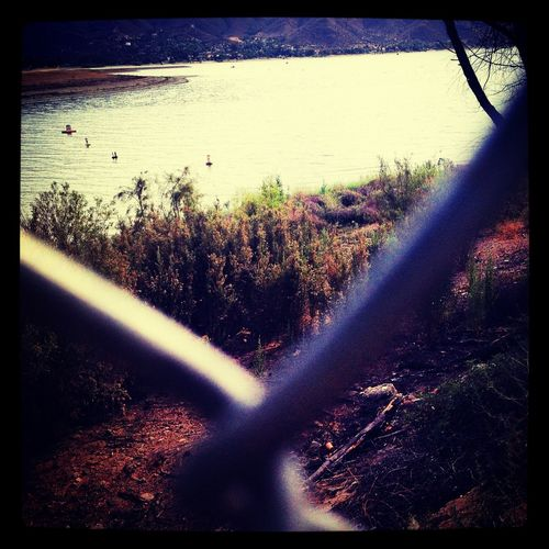 Mission Mystery Caged In Water