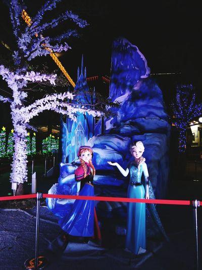 Let it go~ Frozen Disney 冰雪奇緣 冰雪奇緣嘉年華 迪士尼