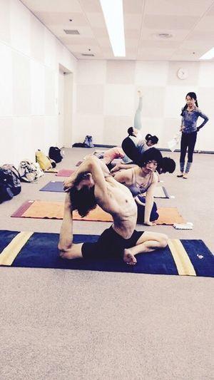 5日間のアジャストメントクリニック☆朝のマイソールクラス♬ アジャストメントクリニック Yoga Mysore Class Nancy Gilgoff Yoga Space Siddhi Ashtangayoga