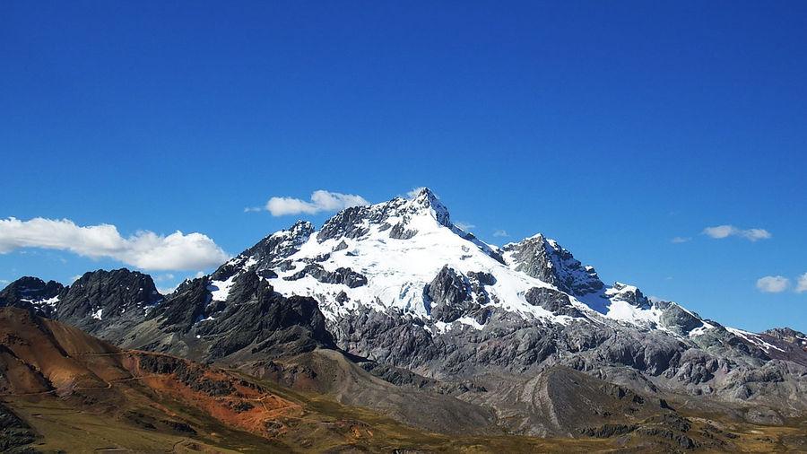 Nevado Marcapomacocha