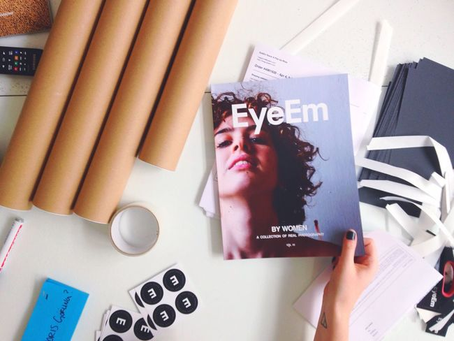 We're hard at work preparing your magazine orders. Get it now ➡️ swag.eyeem.com Eyeem Photography EyeEm Magazine Shipping  Supplies Office Life Office Life With My BFF Paul Girl Hand