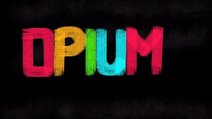 Opium Traffic Danger Poppy Money Cartel Drugs Opium Opium Poppies