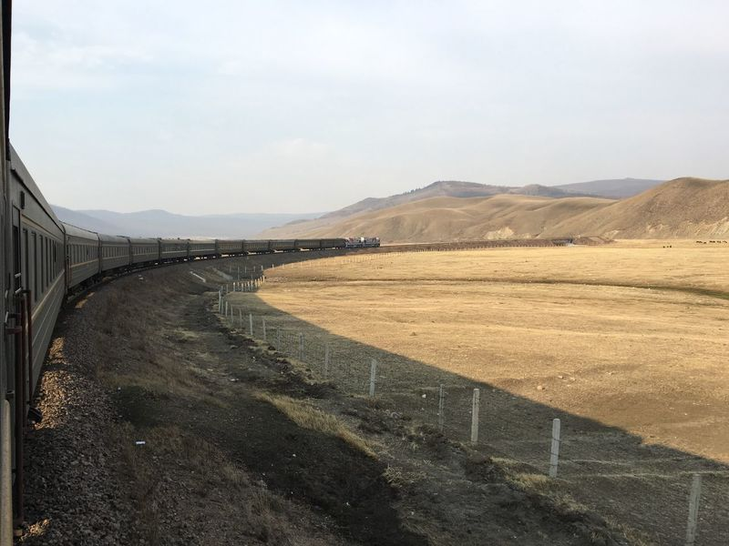 TransMongolian Rail Summer Road Tripping