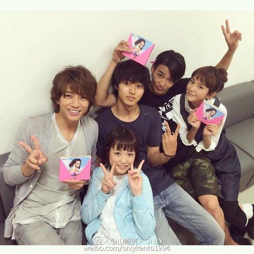 有喜欢的人了!!好看 Tv Japanese Star Like Taking Photos Happy Japanese Photography Japan Photography People Photo Picture
