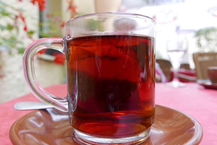 Tea Tea Tea Time Teaglass Hotdrinks