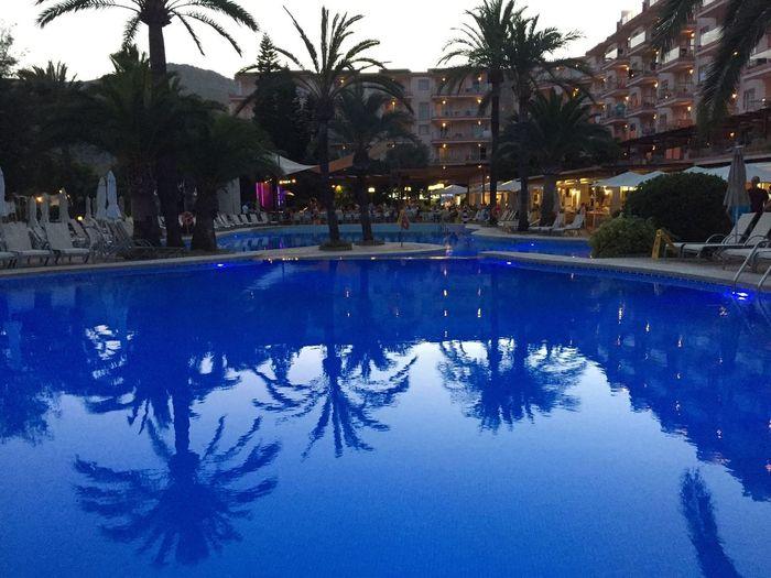Getdex pool sun Spain Majorca