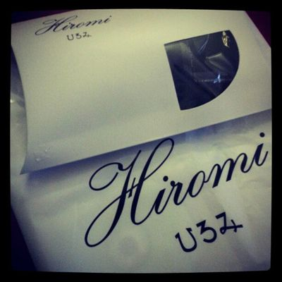 Yeayyyy!! Hiromi in dah house! I'll blog about it later. I found our its a very very nice and pretty thing ^__^ Hiromi Japan Fashion Stylista linazahrah linazahrahdotcom