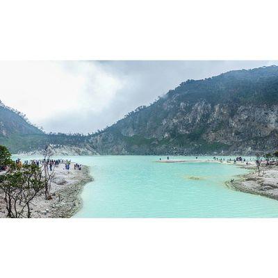 Kawah Putih Ciwidey - Bandung INDONESIA Beautiful Nature Ayodolan