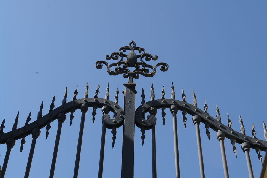 Design Genova In The City Iron Gate Metal Wrought Iron Wrought Iron Design Wrought Iron Gate No Filter, No Edit, Just Photography From My Point Of View