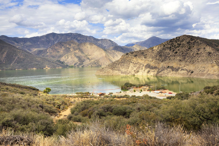 Pyramid Lake, California Beauty In Nature Calm Cloud - Sky Countryside Geology Idyllic Lake Landscape Majestic Mountain Mountain Range Nature Non-urban Scene Outdoors Physical Geography Plant Pyramid Lake Remote Scenics Sky Tourism Tranquil Scene Tranquility Travel Destinations Water