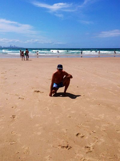 Adult Adults Only Australia Australia & Travel Australian Lifestyle Beach Beauty In Nature Coastal Life Coastline Day Horizon Over Water Men My Year My View Nature One Man Only One Person Only Men Outdoors People Real People Sand Sea Sky Sport Water Finding New Frontiers