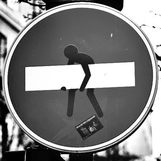 Clet Abraham Bnw_friday_eyeemchallenge Bw_collection Blackandwhite
