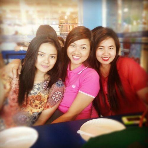 Kaen.kaen.kaen muna :) Teambmcer Nurses Subic