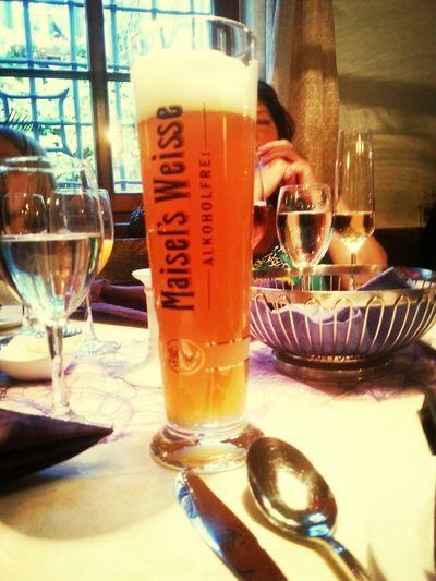 German Wheat Beer.... Beer Hanging Out Celebration