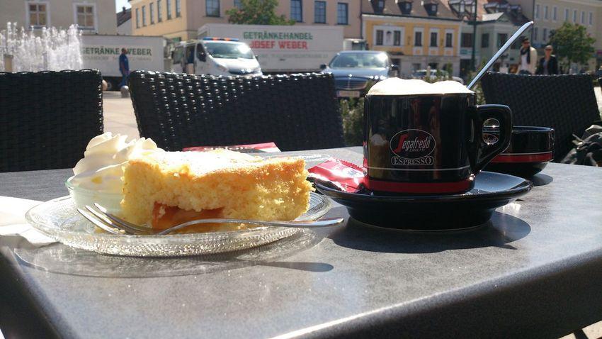Hauptplatz Tulln Tulln Kaffee Kaffeepause Coffee Kuchen Kaffee&Kuchen Kaffee Und Kuchen